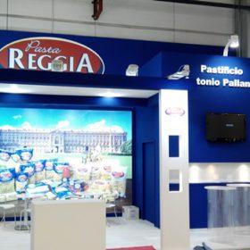 Pastificio Pallante (Reggia) – Cibus 2016 Fiera di Parma