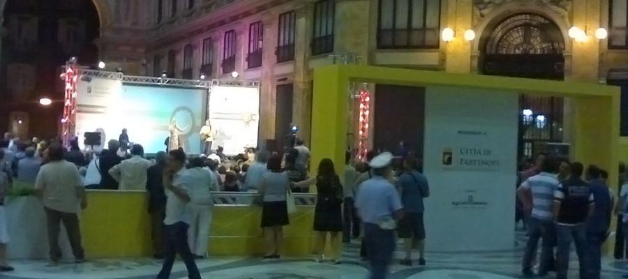 Evento Città di Partenope 2011
