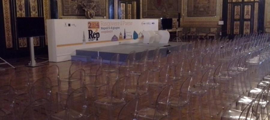 Festival della Repubblica 2014 – Napoli