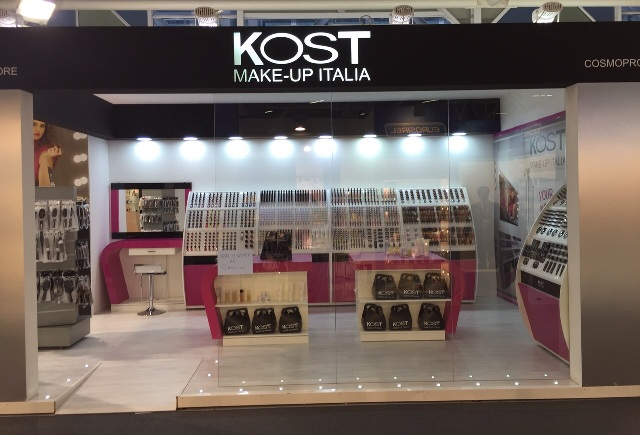 finest selection b5bc6 af5b6 kost MakeUp Italia - Cosmoprof 2015 Bologna