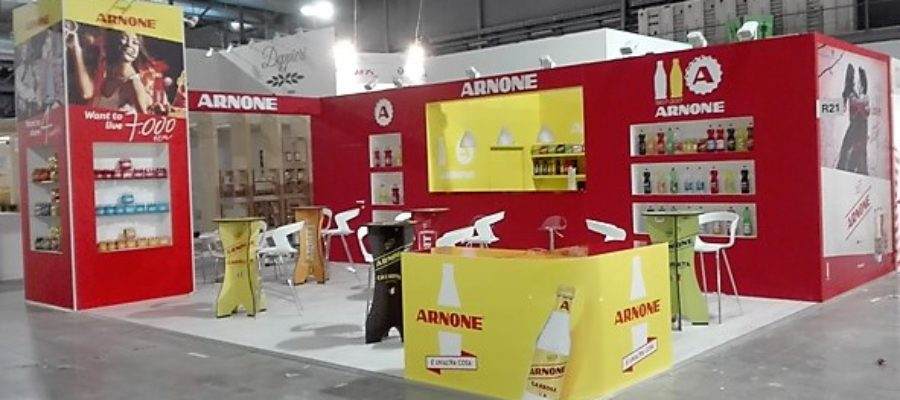 Arnone – Tutto Food 2017 Fiera di Milano