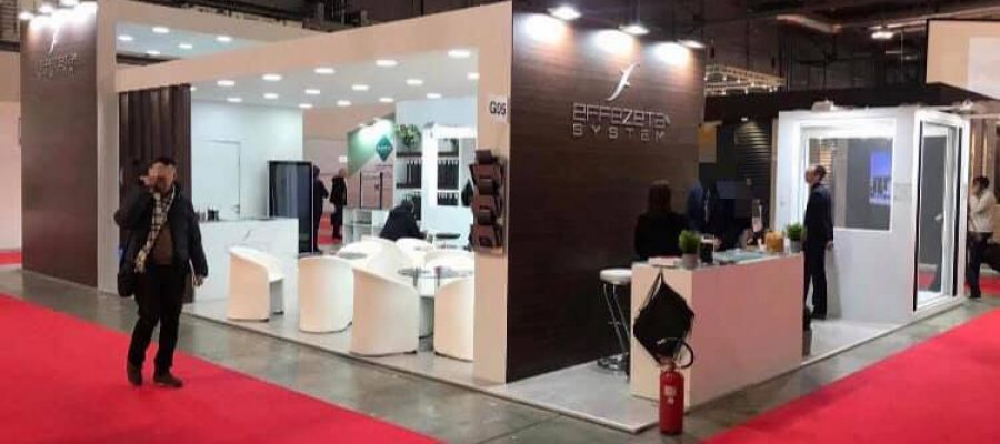 Effezeta System – MADE EXPO 2019 Fiera Milano Rho