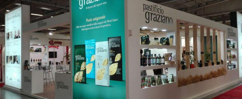 Pastificio Graziano – Cibus 2018 Fiere di Parma