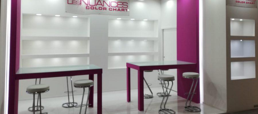 Les Nuances- Cosmoprof 2019 Bologna Fiere